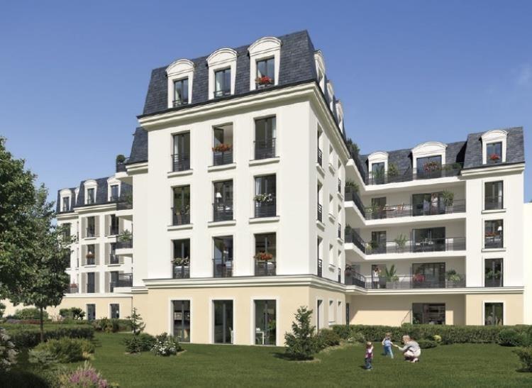 Sale apartment St cyr l ecole 479100€ - Picture 4