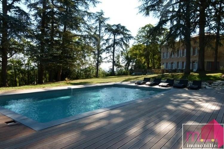 Vente de prestige maison / villa Verfeil 796000€ - Photo 14
