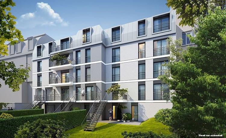 Sale apartment Bussy-saint-georges 241000€ - Picture 1