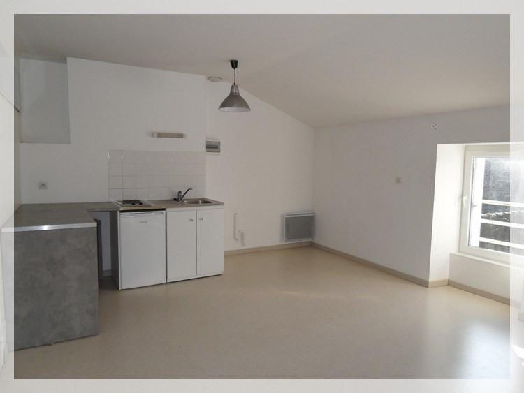 Rental apartment Ancenis 405€ CC - Picture 1