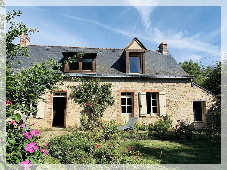 Sale house / villa La chapelle saint sauveur 220 000€ - Picture 1