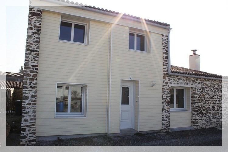 Rental house / villa Champtoceaux 642€ CC - Picture 1