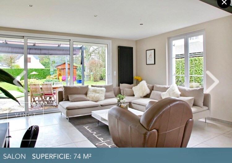 Rental house / villa Férolles-attilly 2090€ CC - Picture 3