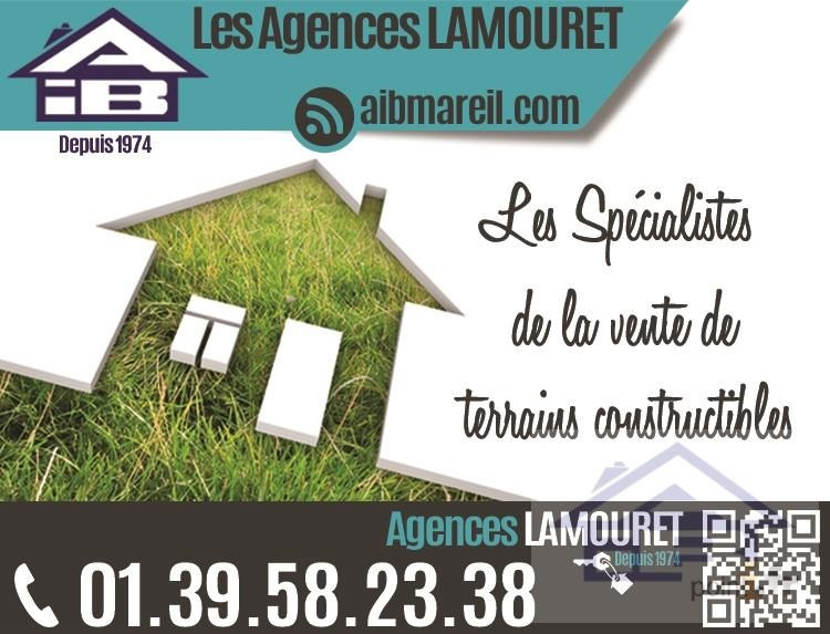 Vente terrain Saint nom la breteche 550 000€ - Photo 1