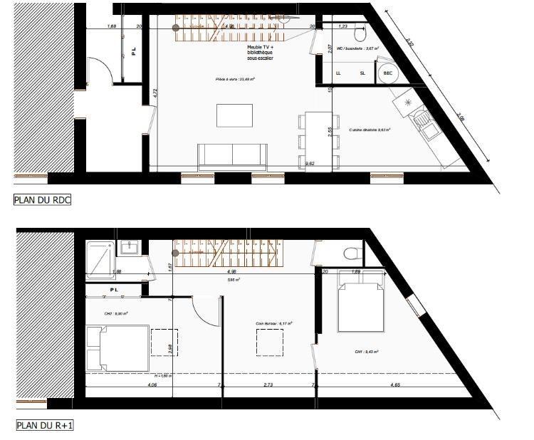 Venta  apartamento Toulouse 159000€ - Fotografía 2
