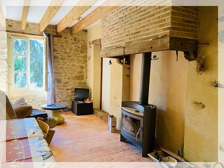 Sale house / villa La chapelle saint sauveur 220 000€ - Picture 2