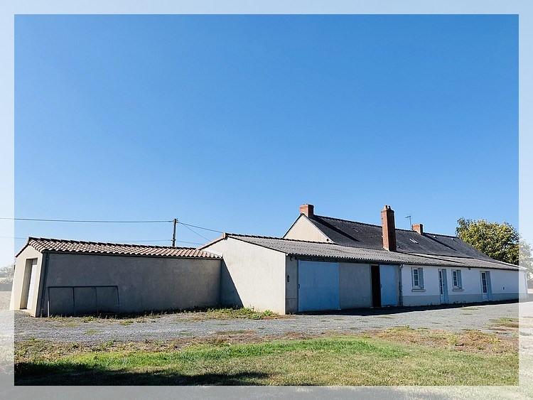 Vente maison / villa Loireauxence 136240€ - Photo 10
