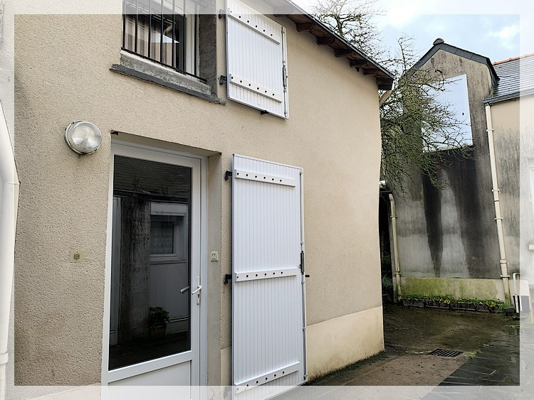Rental apartment Saint mars la jaille 400€ CC - Picture 4