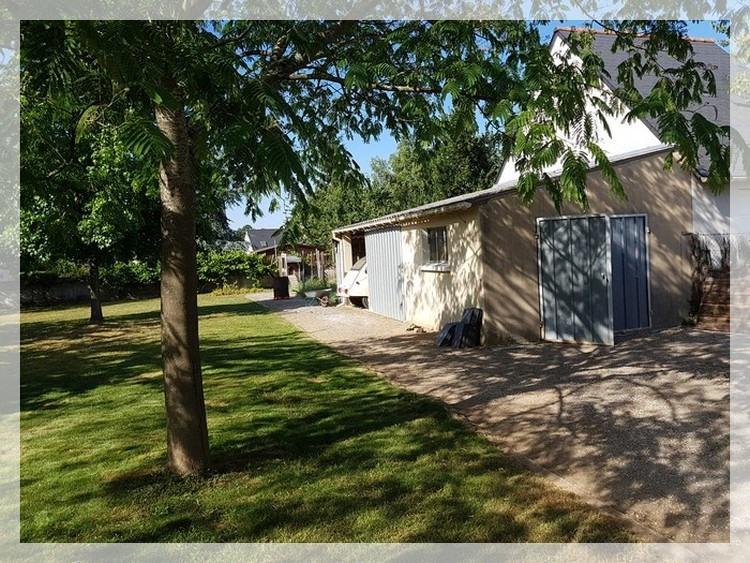 Rental house / villa Mesanger 650€ CC - Picture 7