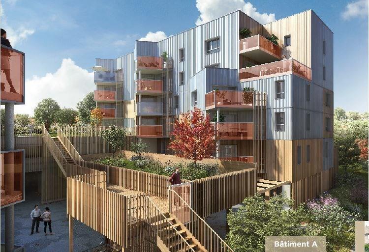 Rental apartment Reze 750€ CC - Picture 1