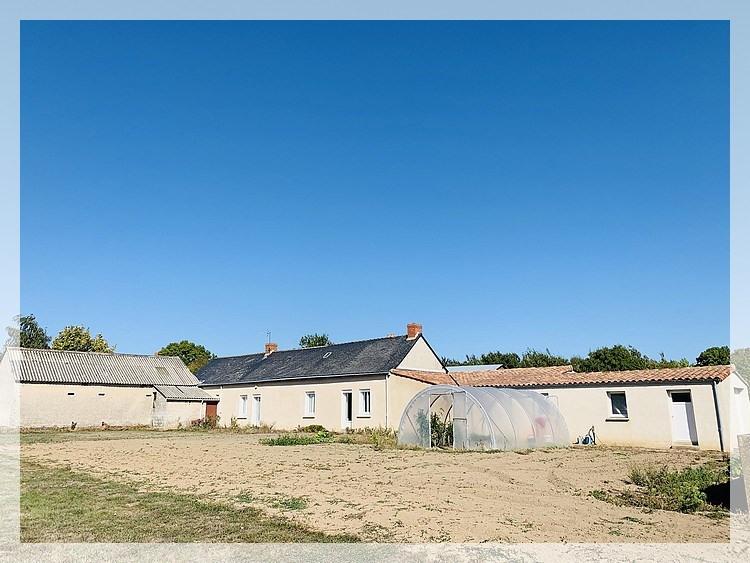 Vente maison / villa Loireauxence 136240€ - Photo 1