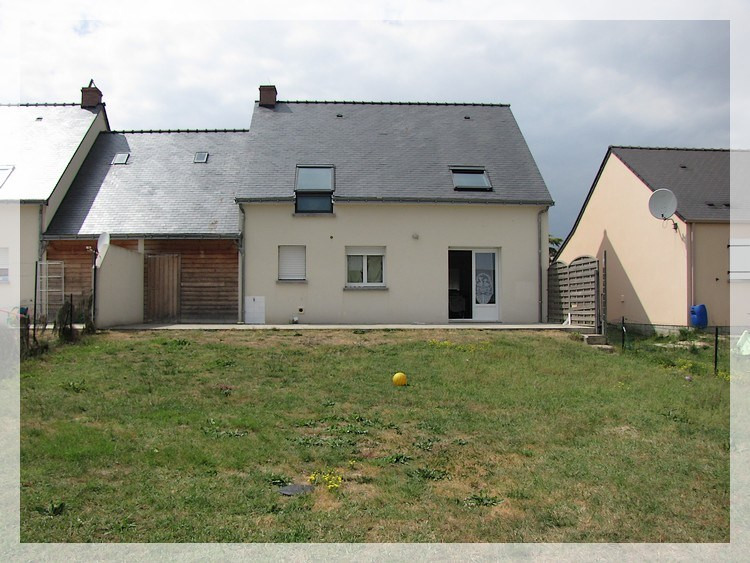 Rental house / villa Maumusson 670€ CC - Picture 1