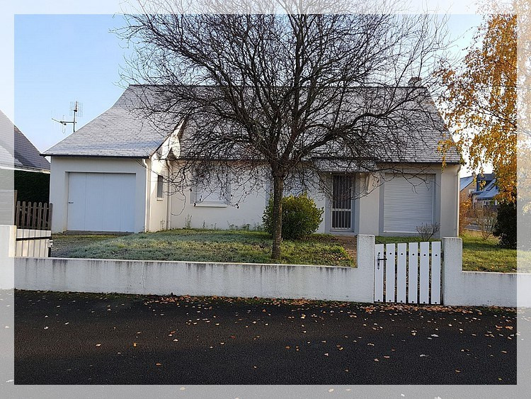 Rental house / villa Ancenis 850€ CC - Picture 2