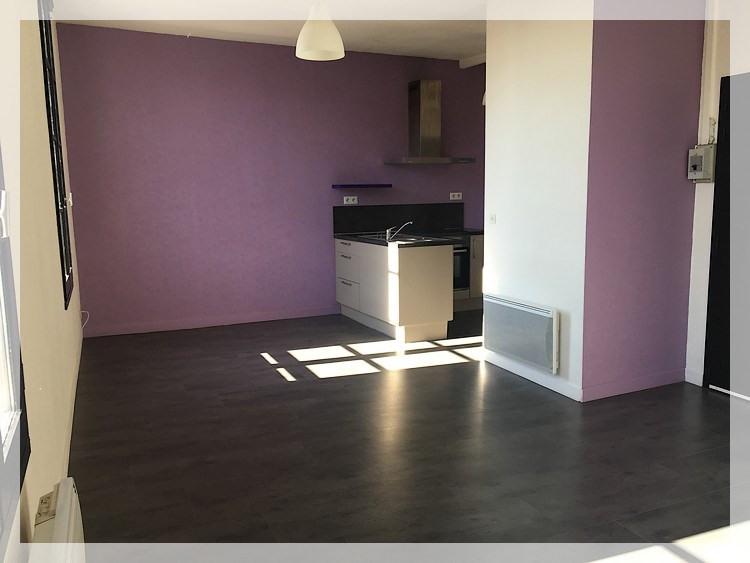 Rental apartment Ancenis 450€ CC - Picture 1