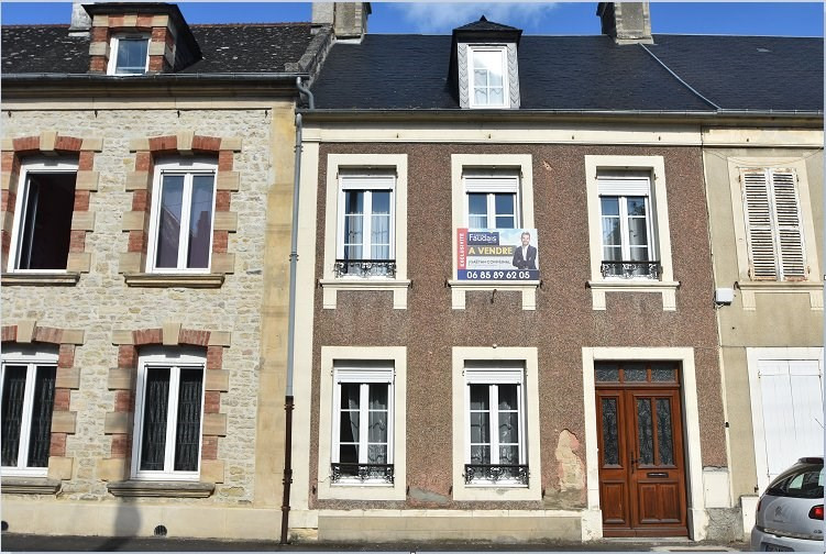Vente maison / villa Isigny sur mer 139000€ - Photo 1