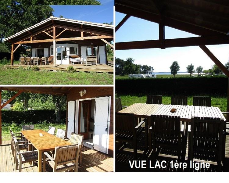 Alquiler vacaciones  casa Lacanau 425€ - Fotografía 1