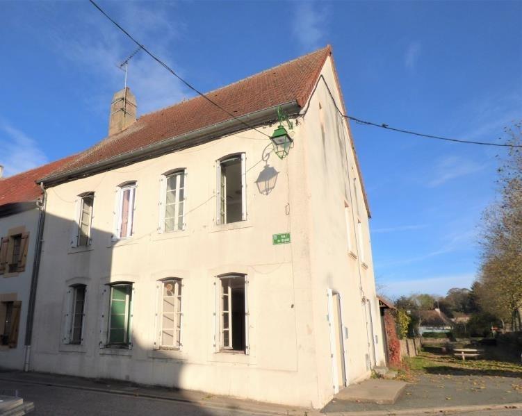 Venta  casa Montmarault 38500€ - Fotografía 1