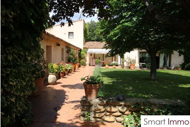 Deluxe sale house / villa Beaumont de pertuis 952000€ - Picture 1