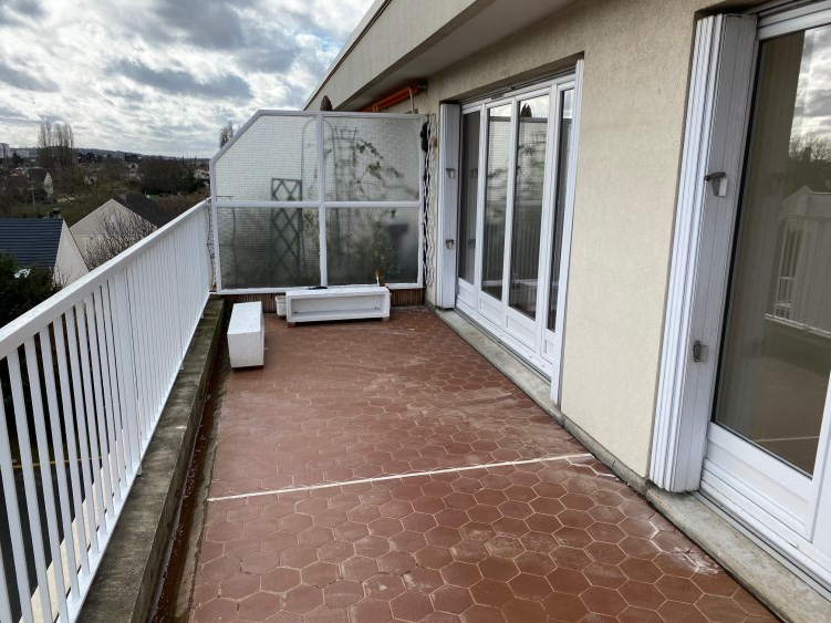 Rental apartment Soisy-sous-montmorency 995€ CC - Picture 1