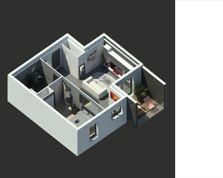 Vente appartement Nimes 150700€ - Photo 2
