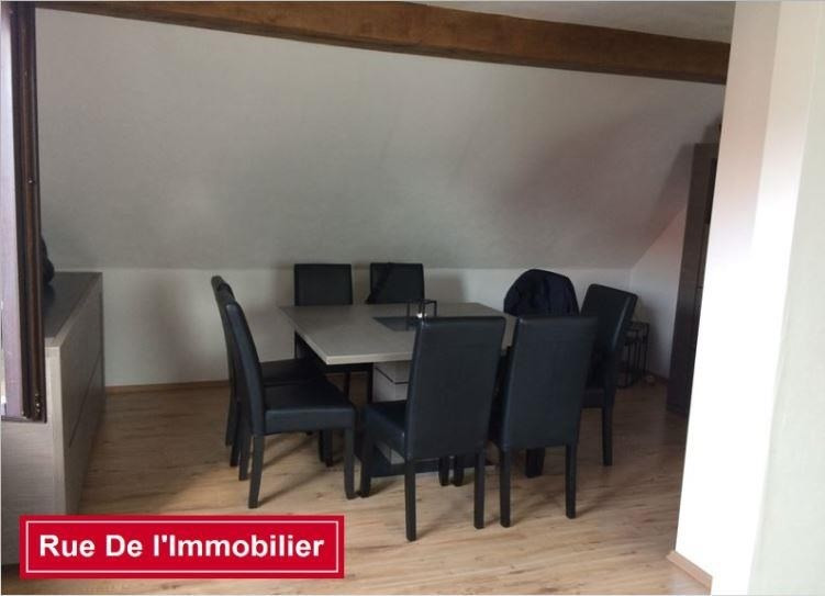 Rental apartment Oberhoffen-sur-moder 675€ CC - Picture 1