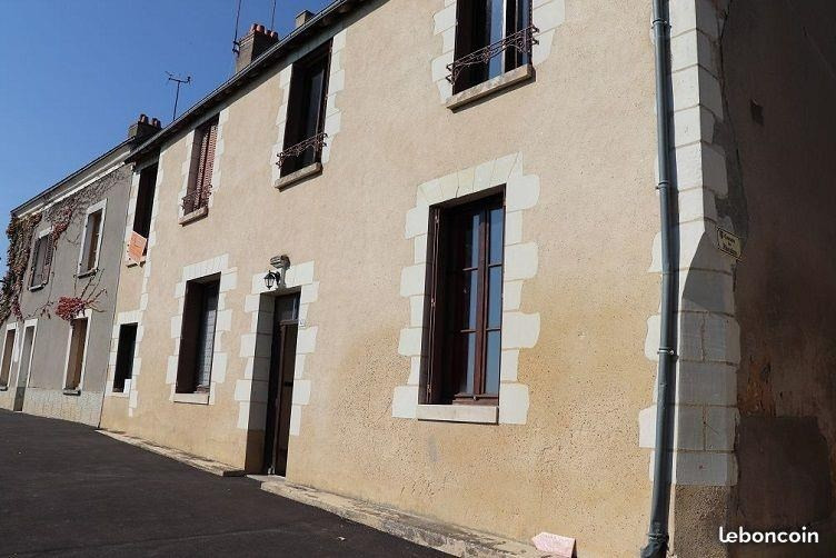 Sale house / villa Montoire sur le loir 83000€ - Picture 1