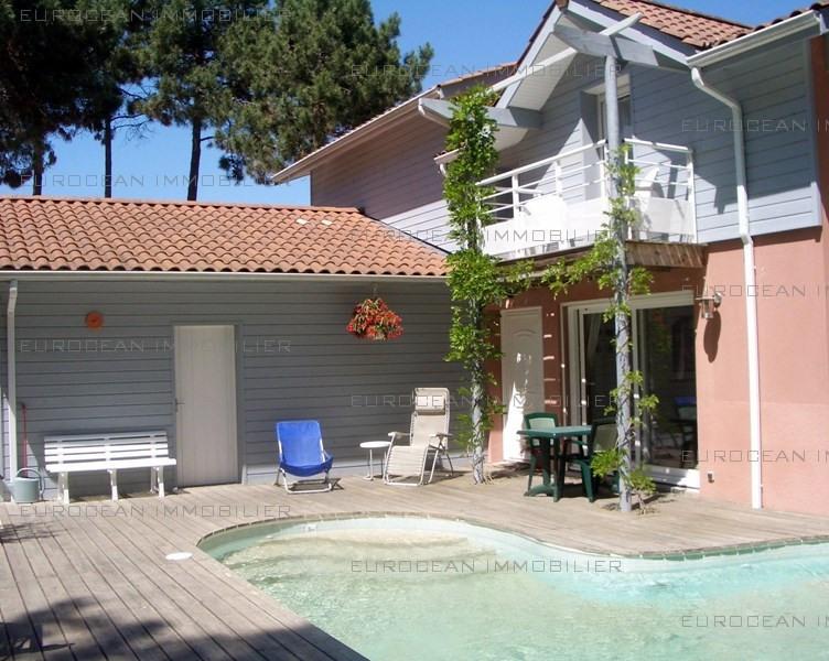 Alquiler vacaciones  casa Lacanau-ocean 748€ - Fotografía 1