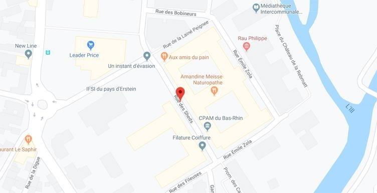 Sale apartment Erstein 92500€ - Picture 3