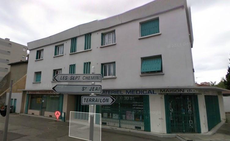 Locação apartamento Bron 711€ CC - Fotografia 1