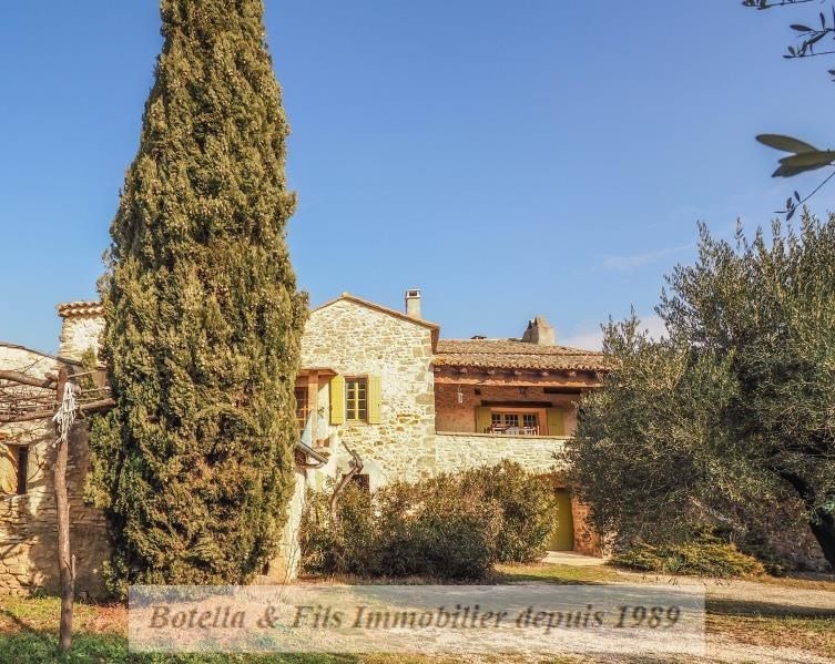 Verkoop van prestige  huis Uzes 528000€ - Foto 1
