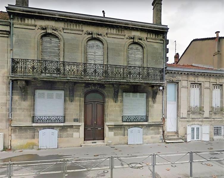 Vente immeuble Bordeaux 1040000€ - Photo 1