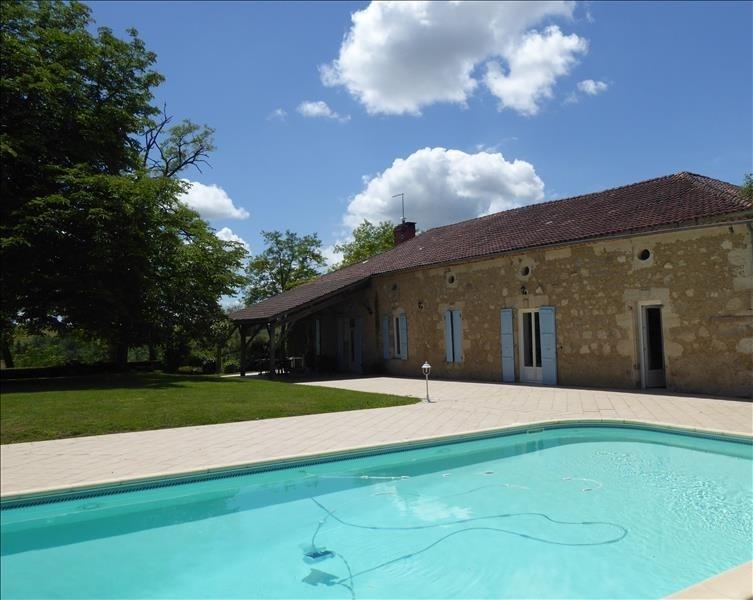 Deluxe sale house / villa Nerac 441000€ - Picture 8