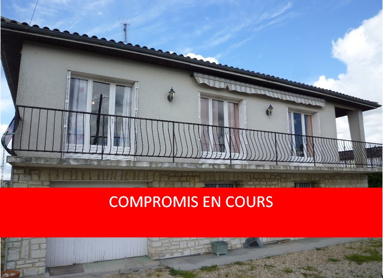 Vente maison / villa Chateaubernard 148 000€ - Photo 1