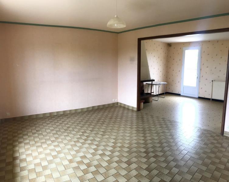 Sale house / villa Le fief sauvin 127600€ - Picture 4