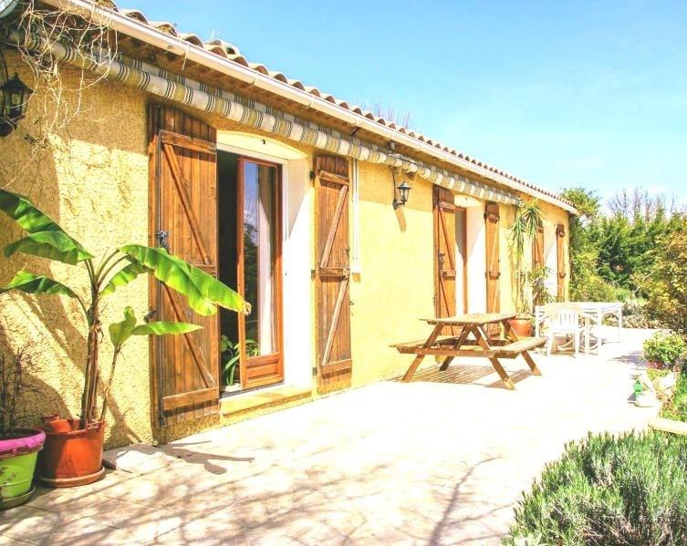 Vente maison / villa La verdiere 312000€ - Photo 1