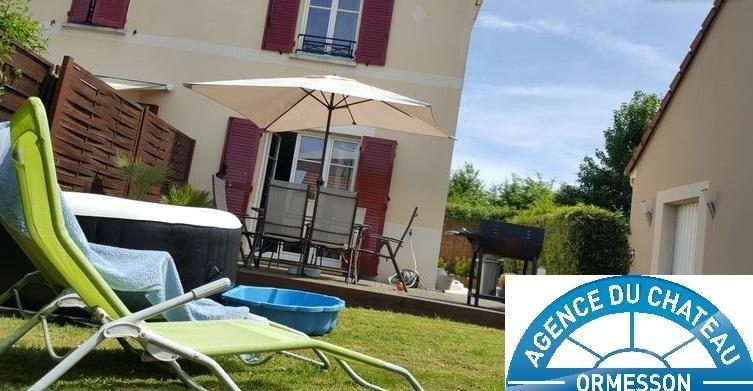 Sale house / villa La queue en brie 285000€ - Picture 1
