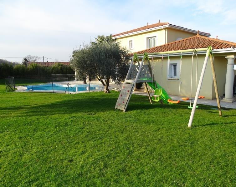 Immobile residenziali di prestigio casa Genas 839000€ - Fotografia 4