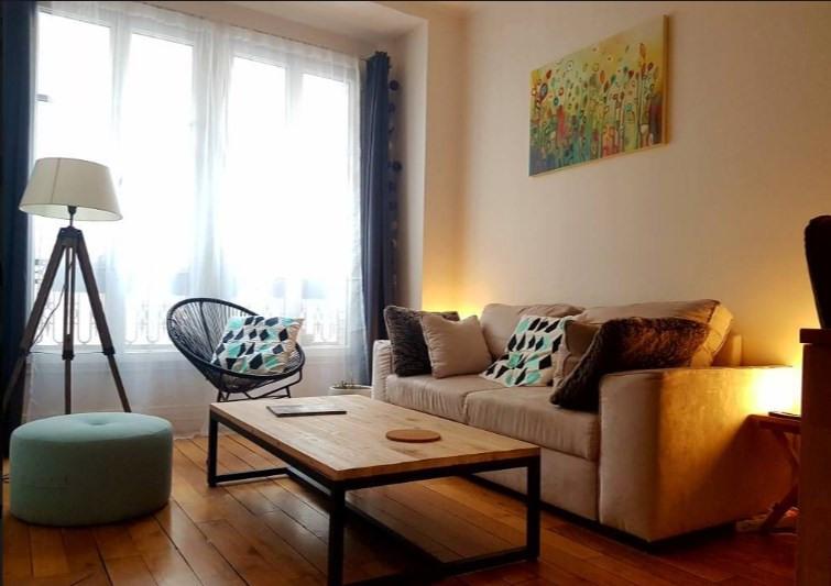 Vente appartement Versailles 875000€ - Photo 1