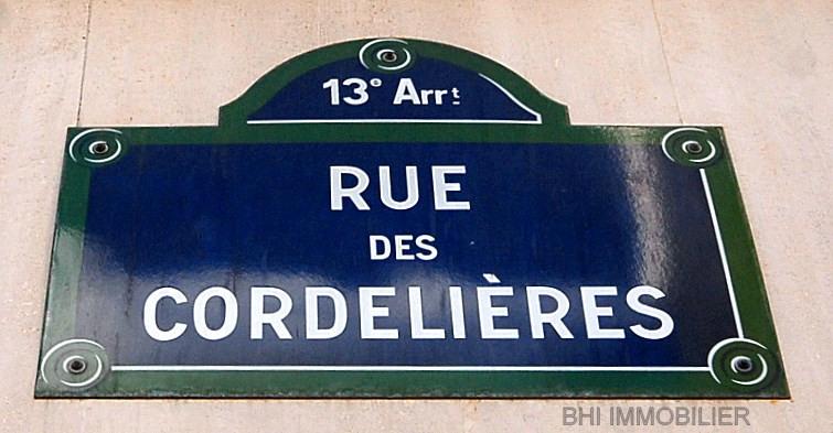 Verkauf wohnung Paris 13ème 440000€ - Fotografie 12