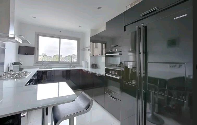 Vente de prestige appartement Paris 16ème 1495000€ - Photo 9