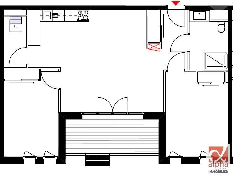 Vente appartement Biganos 235000€ - Photo 2
