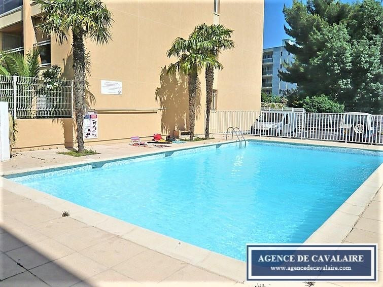 Vente appartement Cavalaire sur mer 195000€ - Photo 1