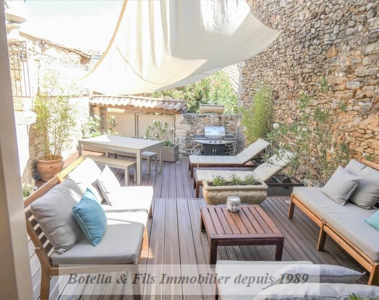 Immobile residenziali di prestigio casa Uzes 849000€ - Fotografia 3