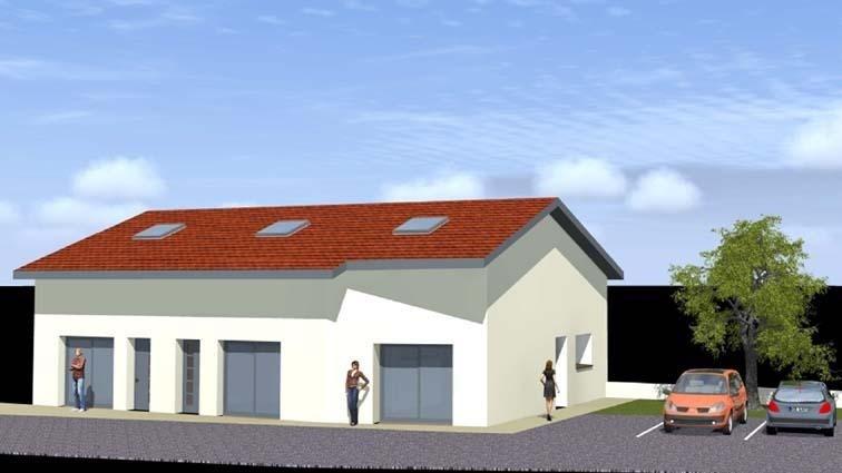 Vente maison / villa St romain de jalionas 175000€ - Photo 1