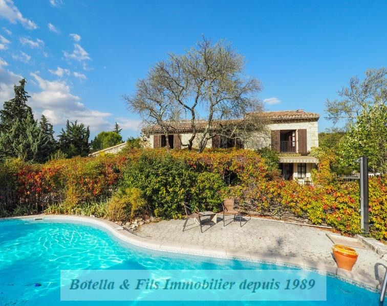 Immobile residenziali di prestigio casa Uzes 658000€ - Fotografia 1