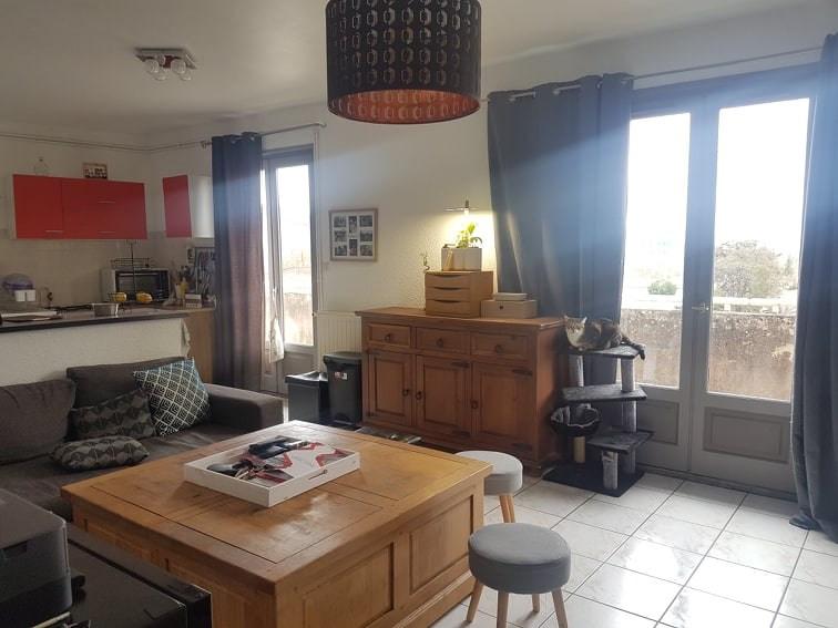Location appartement Peyrins 520€ CC - Photo 1