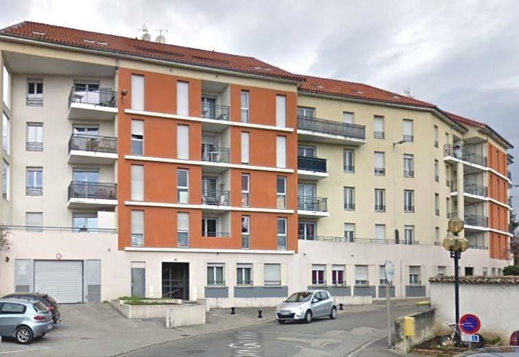 Location appartement Pont de cheruy 560€ CC - Photo 1