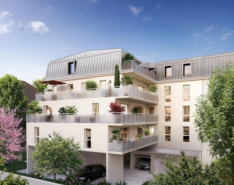 Vendita appartamento Caen 369000€ - Fotografia 1