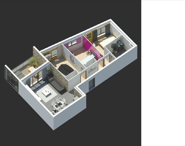 Vente appartement Nimes 259600€ - Photo 2