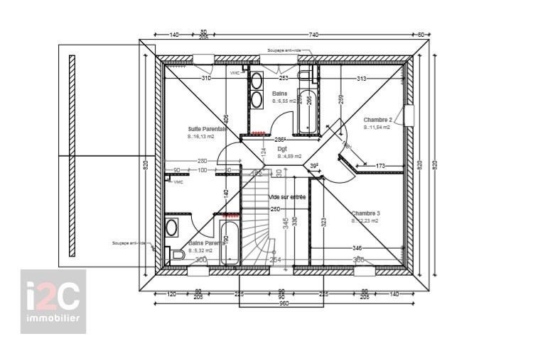 Sale house / villa Peron 447000€ - Picture 3